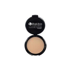 Poudre compacte Nude Naturel 9 gr - Makibio harmonie et