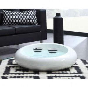 table Table blanche Vente Sphère basse Achat basse table WdCBxreo