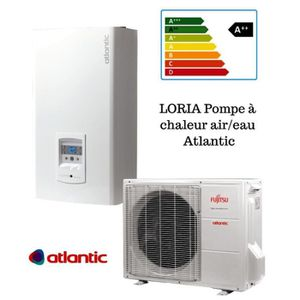 POMPE À CHALEUR Loria 6006 Atlantic 6 Kw pompe a chaleur air/eau A