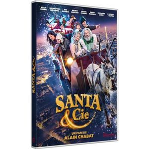 DVD FILM Santa & Cie (2017) DVD