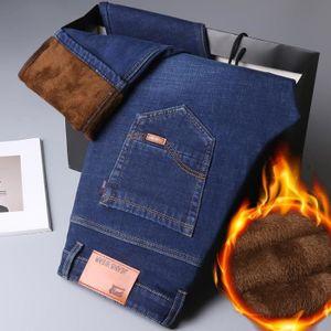 JEANS Jeans Homme troué Vintage Jeans Hommes slim fit co