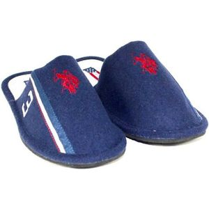 CHAUSSON - PANTOUFLE CHAUSSONS NAVY - US POLO ASSN - Taille - 39