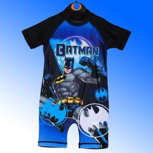 MAILLOT DE BAIN BATMAN maillot de bain combinaison anti uv enfant