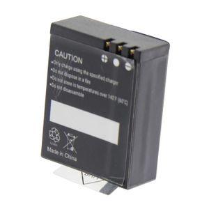 BATTERIE APPAREIL PHOTO PNJ | Batterie de rechange pour action cam PNJ REP