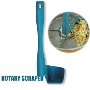 SPATULE - MARYSE Grattoir rotatif spatule rotative pour Thermomix T