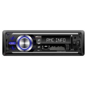 AUTORADIO TAKARA RDU1540 - Autoradio Bluetooth - SD - USB -