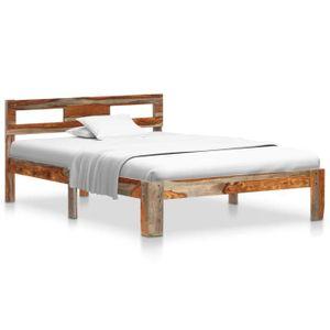Lit Gitterbett complet Set 120 x 60 cm matelas Bois Massif Extra planche NEUF