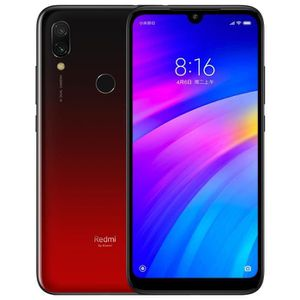 SMARTPHONE XIAOMI Redmi 7   64 Go Rouge