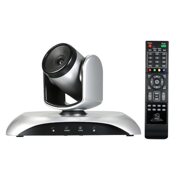 Aibecy Caméra de vidéoconférence 1080P HD Zoom optique 10X...