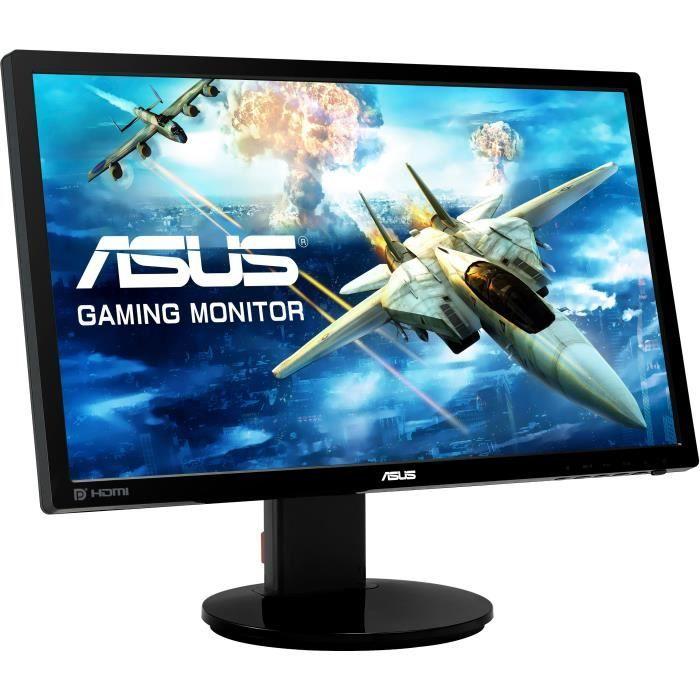ASUS VG248QZ - Ecran Gamer 24- FHD - Dalle TN - 1ms - 144Hz - DisplayPort / HDMI / DVI-D