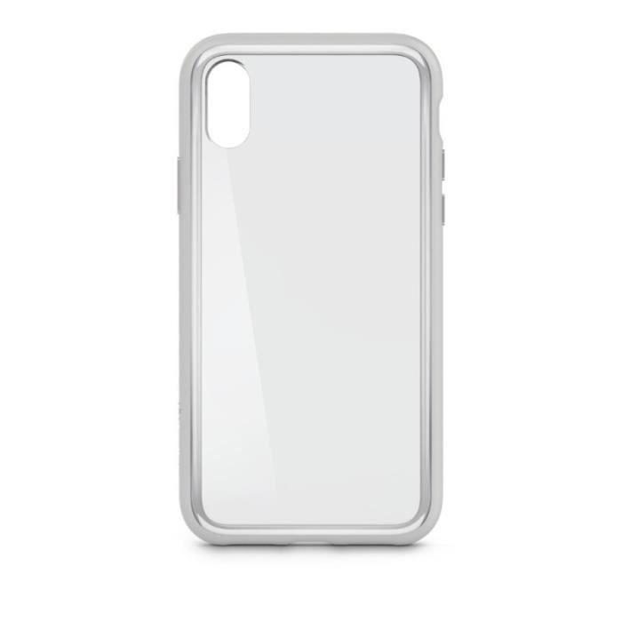 BELKIN Coque de protection SheerForce- Elite pour iPhone 8 et iPhone 7 - Silver