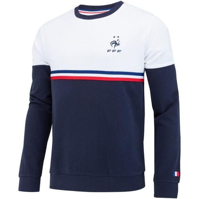 Sweat FFF - Collection officielle Equipe de France de Football