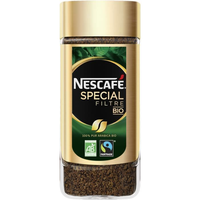 NESCAFE Café spécial filtre Bio - 95 g