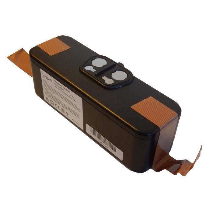 s'adapte aux modèles suivants: iRobot Roomba 565, 570, 580, 581, 590 - Batterie de remplacement pour outils tels que coupe-b…