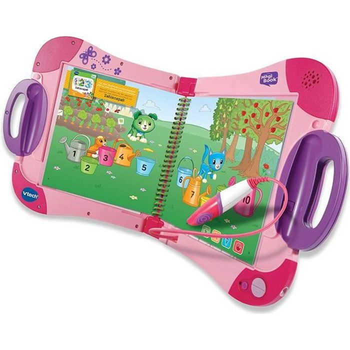 VTech 80?602154 ? Magi Notebook Rose - 80-602154