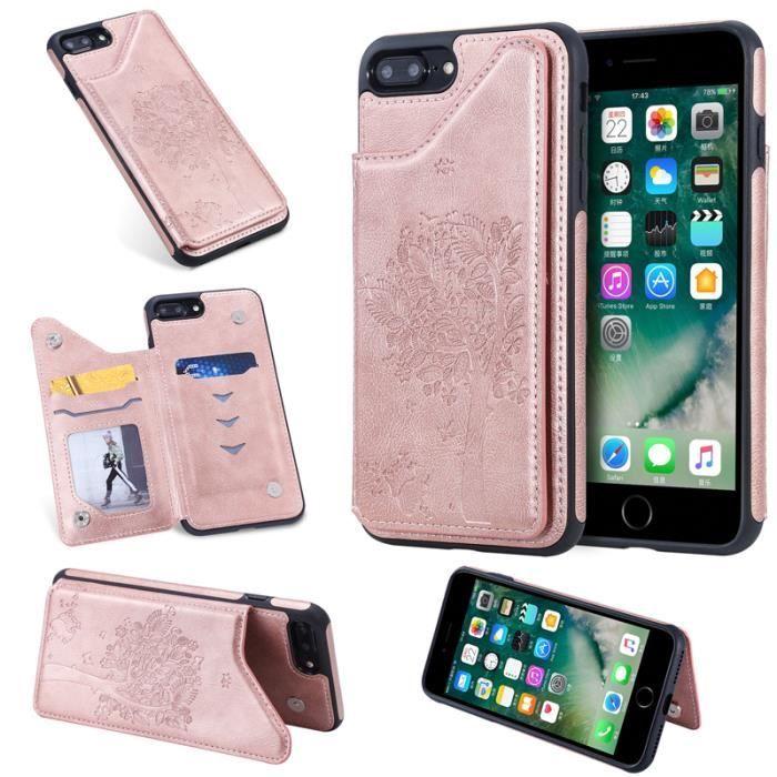 coque unie iphone 7