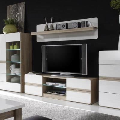 petit meuble tv design italien. Black Bedroom Furniture Sets. Home Design Ideas