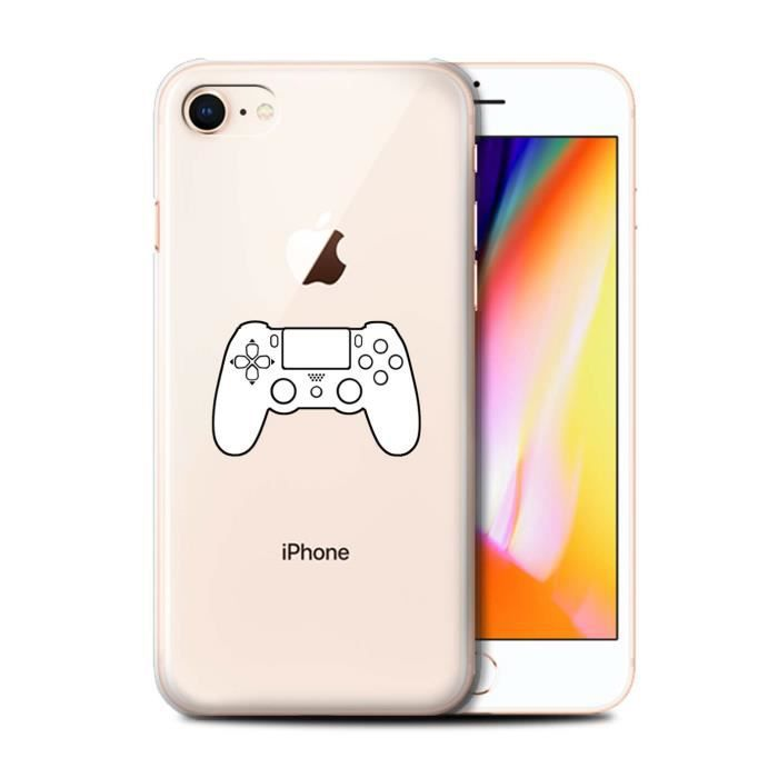 coque iphone 8 ps4
