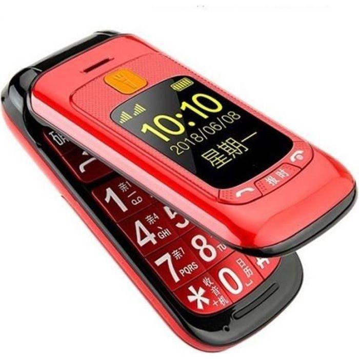 Découvrez les différentes gammes de mobiles conçus pour les seniors.