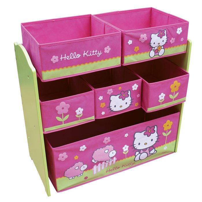 meubles rangement hello kitty. Black Bedroom Furniture Sets. Home Design Ideas