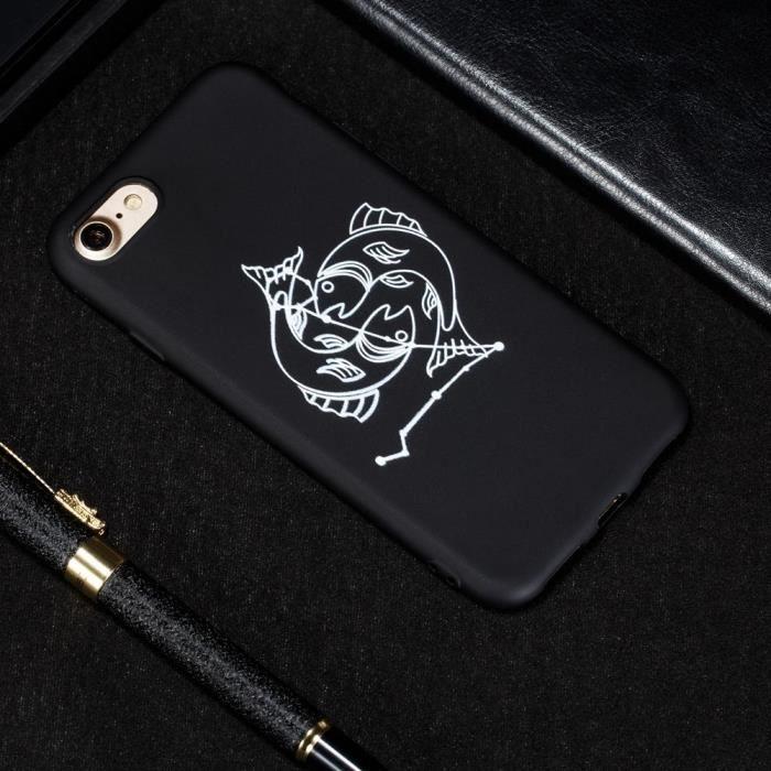 coque iphone 7 poisson