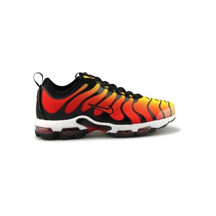 f368c07e08 Basket Nike Air Max Plus Tn Ultra Noir 898015-004 Noir Orange ...