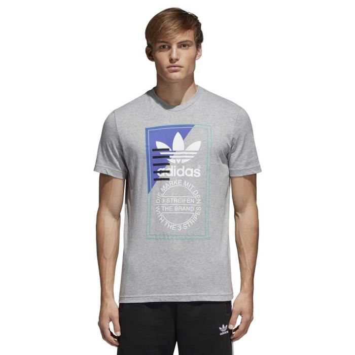 vetement homme t shirt adidas