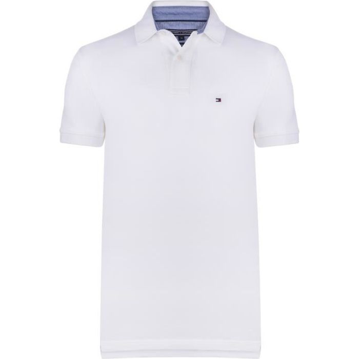 TOMMY HILFIGER Polo - Manches courtes - Homme