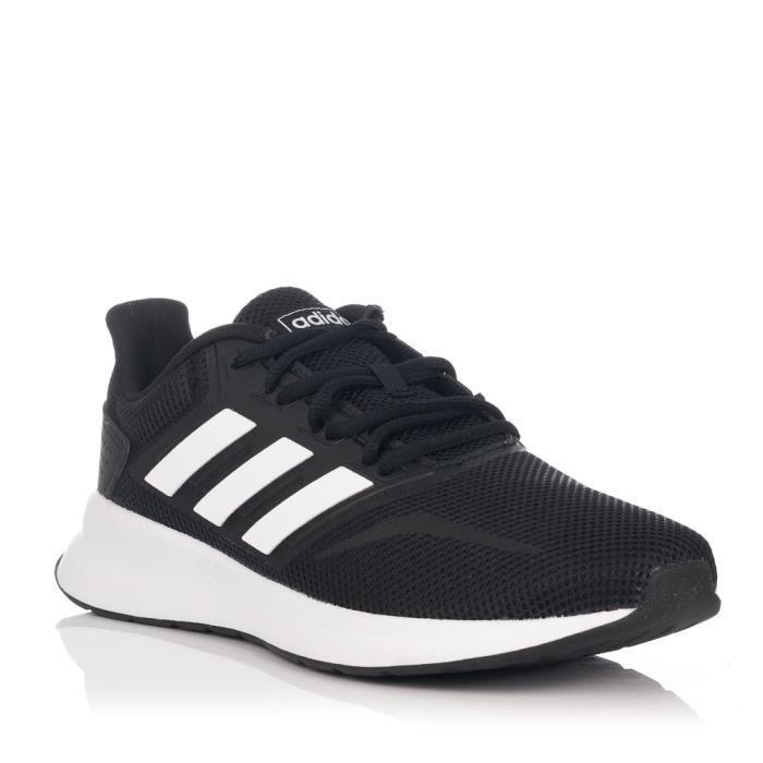 sneakers adidas femme noir