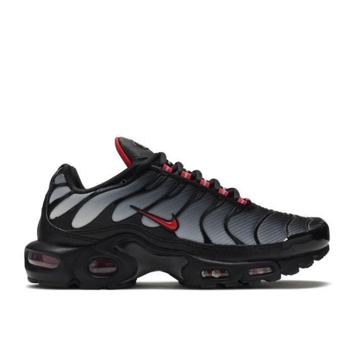 Baskets Nike Air Max Plus TN TXT Chaussures de Running Homme NOIR ...