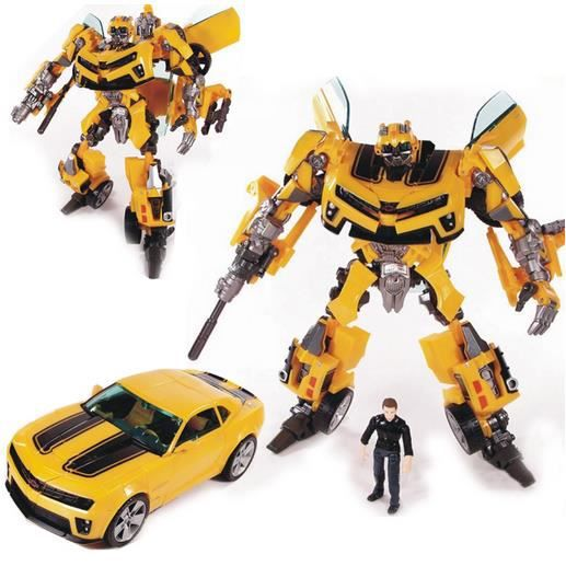 transformers bumblebee sam autobot jouet achat vente robot animal anim cdiscount. Black Bedroom Furniture Sets. Home Design Ideas