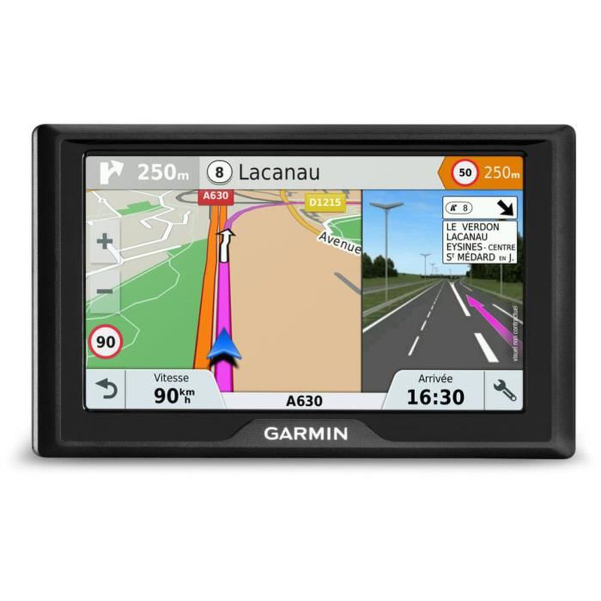 gps garmin drive 51 se lmt s achat vente gps auto gps garmin drive 51 se lmt s les soldes. Black Bedroom Furniture Sets. Home Design Ideas