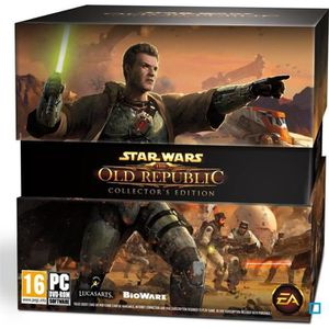 JEU PC STAR WARS THE OLD REPUBLIC EDITION COLLECTOR / PC