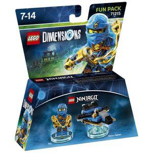 FIGURINE DE JEU Figurine LEGO Dimensions - Jay - LEGO Ninjago