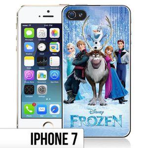 COQUE - BUMPER Coque iPhone 7 La Reine Des Neiges - Personnages