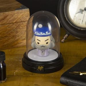 LAMPE A POSER Mini Lampe sous Cloche Harry Potter : Dumbledore -