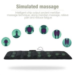 APPAREIL DE MASSAGE  Matelas de massage Tapis de massage avec 176*60*5c