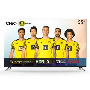 Téléviseur LED ANDROID SMART TV 55