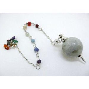 PENDULE DIVINATOIRE Mineral Import - Pendule, Mermet avec Pierre de Lu