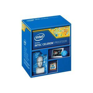 PROCESSEUR Intel Celeron G1840 2.8 GHz 2 cœurs 2 fils 2 Mo ca