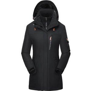 BLOUSON DE SKI Boutique Hugo-Softshell Parka de Ski Sport Femme 3