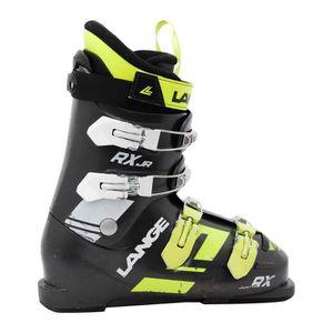 CHAUSSURES DE SKI Chaussure de Ski Junior Lange RX JR noir jaune
