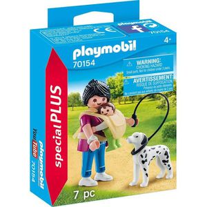 UNIVERS MINIATURE PLAYMOBIL 70154 - City Life - Spécial Plus - Maman