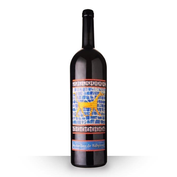 Magnum Les Jardins de Babylone 2008 AOC Jurançon - 150cl - Vin Blanc