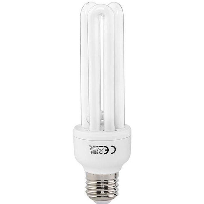 Ampoule Fluo-compact stick T3 3U 23W (Eq. 115W) E27 2700K