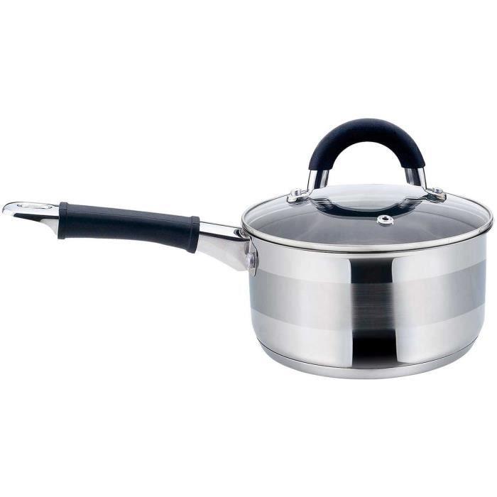 SAUCE PAN AVEC COUVERCLE 14cm KINGHOFF KH-1254 1L