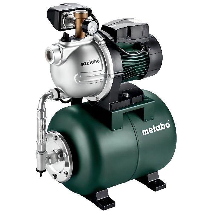 Metabo - Surpresseur avec réservoir 900 W 4.5 bar 24 litres - HWW 3500/25 G