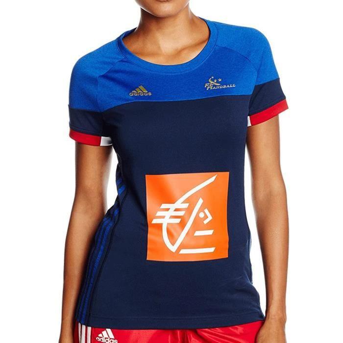 Maillot de Handball FFHB Femme France domicile AC4931