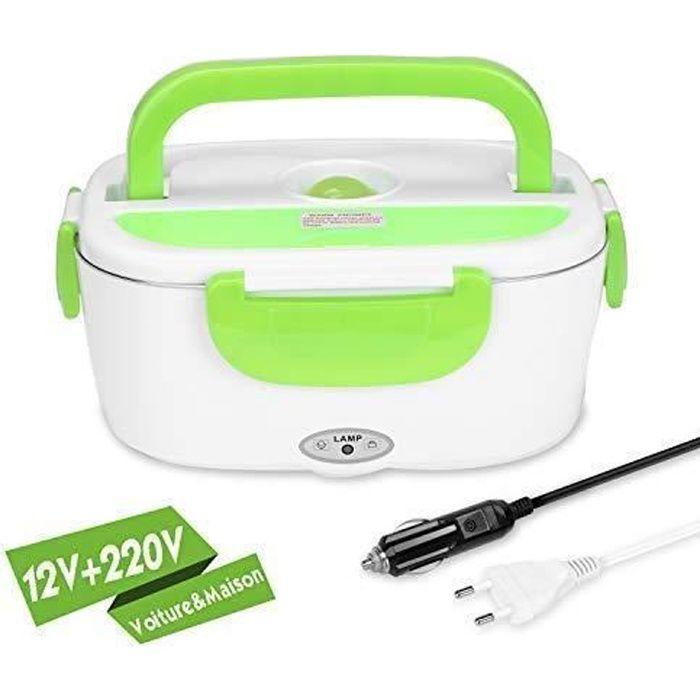 LUNCH BOX - BENTO  Lunch Box Chauffante Électrique Boîte Alimentaires