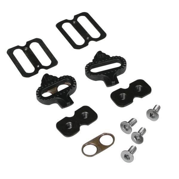 Large for Bike Bicycle//Bike Repair Tools Adaptateur de Plate-Forme Universelle sans p/édales pour v/élo de Route Simple pour Chaussures de v/élo de v/élo Taille
